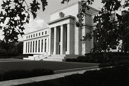 Federal Reserve Bank building
