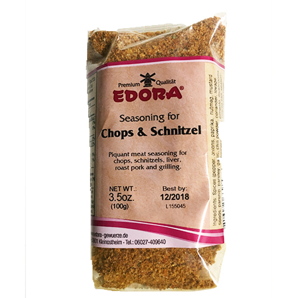 Edora German Chops and Schnitzel Seasoning 3.5oz