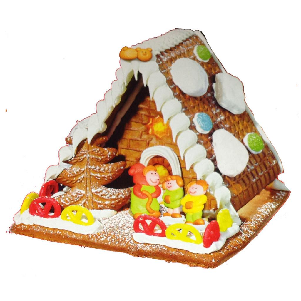 Pertzborn Original German Gingerbread House Kit
