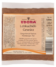 Edora Gingerbread Spices