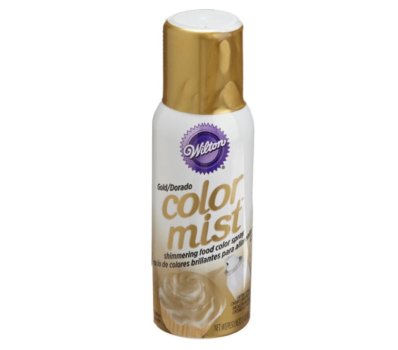 Wilton Gold Color Mist - EBELLAFLORA
