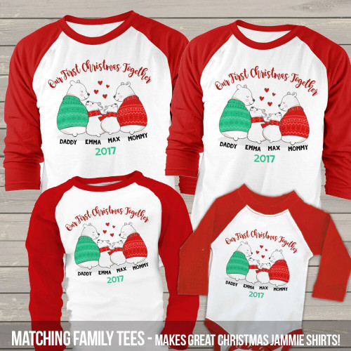 Matching Sibling Christmas Outfits