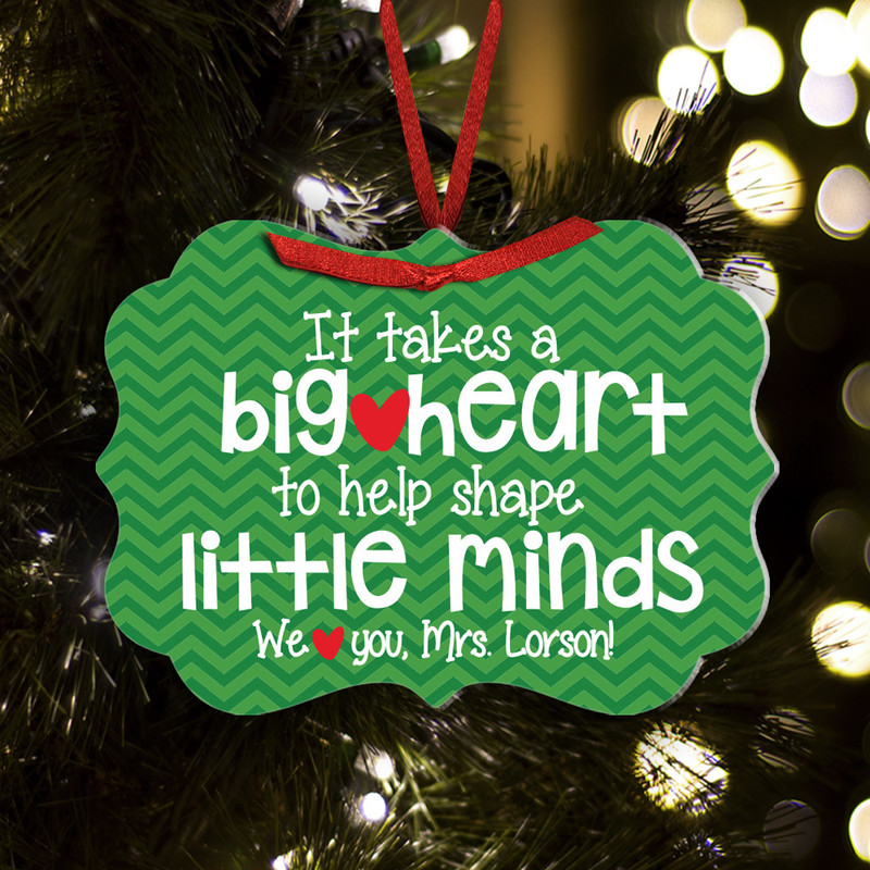 special christmas gifts for special teachers zoey s attic