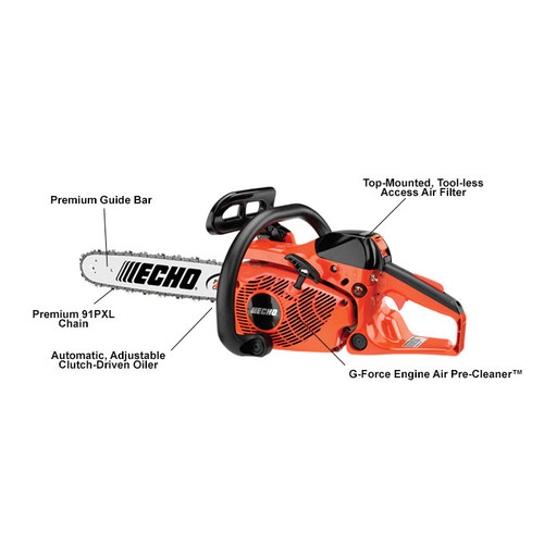 Echo CS-361P Chainsaw