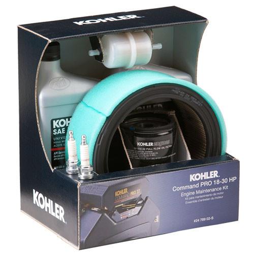 Kohler Command PRO Twin Cylinder Engine Maintenance Kit 24 789 02-S