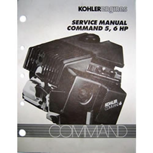 Kohler Command Engine Repair Manual TP-2337-A