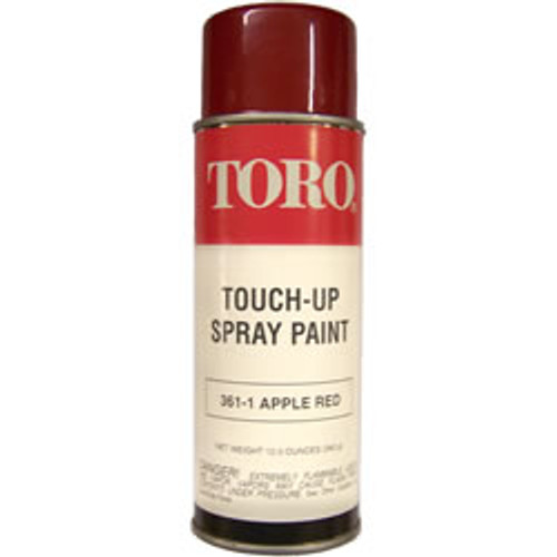 Toro Apple Red 361-1 Touch Up Paint