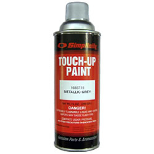 Simplicity Metallic Grey 1685718 Touch Up Paint