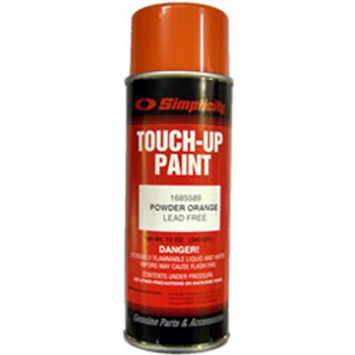 Simplicity Powder Orange 1685589 Touch Up Paint