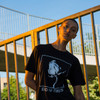 T-shirt design from Optimo records act The Golden Filter. This product is made from 100% Organic, carbon neutral cotton.
