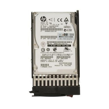 EG0300FBDBR HP 300GB 10000RPM SAS 6.0 Gbps 2.5 16MB Cache Hot Swap Hard Drive