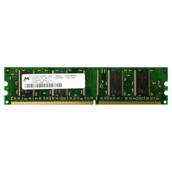 MT4VDDT3264AY-40BF1 Micron 256MB DDR Non ECC PC-3200 400Mhz Memory