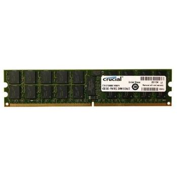 CT51272AB667.M36FH Crucial 4GB DDR2 Registered ECC PC2-5300 667Mhz 2Rx4 Memory