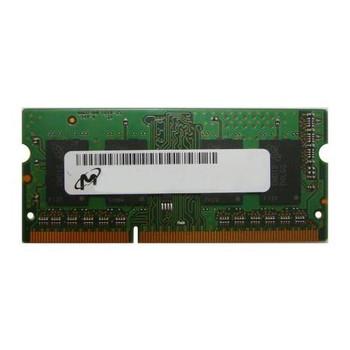 MT16JSF51264HZ-1G6M1 Micron 4GB DDR3 SoDimm Non ECC PC3-12800 1600Mhz 2Rx8 Memory