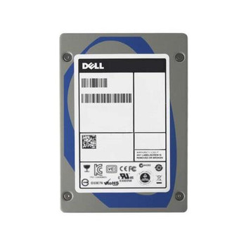 400-ALZB Dell 400GB MLC SAS 12Gbps Mixed Use 2.5-inch Internal Solid State Drive (SSD)