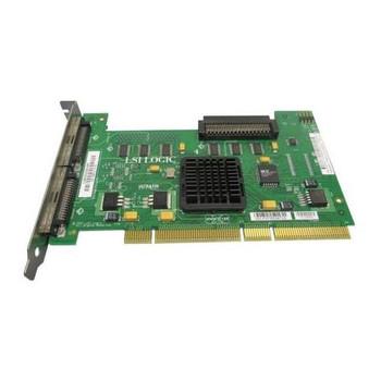 268351-B21 HP 64-Bit Ultra-320 SCSI Dual Channel PCI-X HBA Controller Card