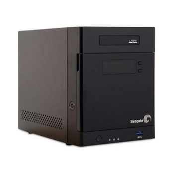 STBP16000100 Seagate NAS Array 16TB Installed HDD Capacity RAID Supported 4 x Total Bays Gigabit Ethernet Network (RJ-45) External (Refurbished)