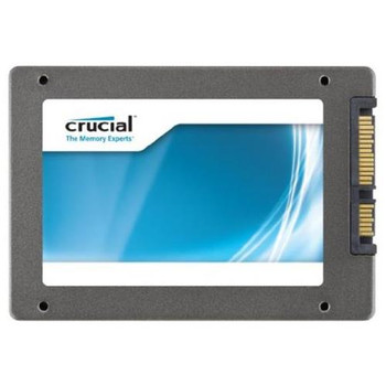 CT128M4SSD2 Crucial M4 Series 128GB MLC SATA 6Gbps 2.5-inch Internal Solid State Drive (SSD)