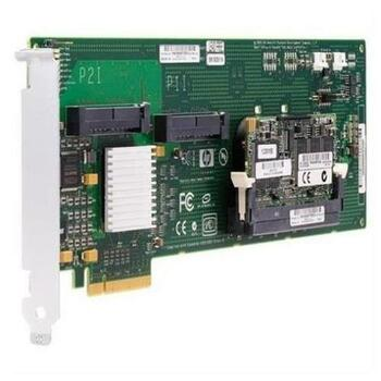 343827-001 HP PCI-X Dual Port SCSI Ultra320 RAID Controller Card with 128MB Cache for HP Modular Smart Array 500/1000