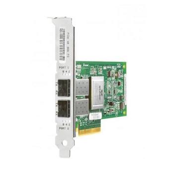 AJ764SB HP StorageWorks 82Q 8GB PCI-Express Dual Port Fibre Channel Host Bus Adapter