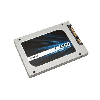 CT512M550SSD4 Crucial M550 Series 512GB MLC SATA 6Gbps M.2 2280 Internal Solid State Drive (SSD)