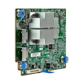 726736-B21 HP Smart Array P440ar 2GB Cache 2-Port SAS 12Gbps / SATA 6Gbps PCI Express 3.0 x8 RAID 0/1/5/6/10/50/60/1ADM/10ADM Controller Card FBWC Kit