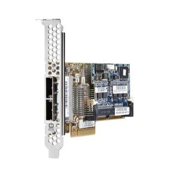 631674-B21 HP Smart Array P421 2GB Dual Port SAS 6Gbps / SATA 3Gbps PCI Express 3.0 x8 0/1/5/6/10/50/60 RAID Controller Card