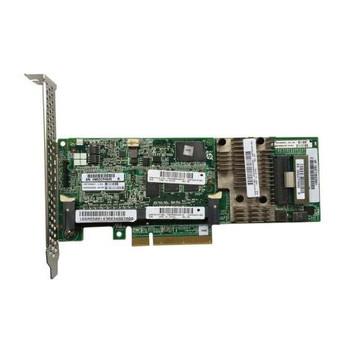 726821-B21 HP Smart Array P440 4GB Cache Single Port SAS 12Gbps / SATA 6Gbps PCI Express 3.0 x8 0/1/5/6/10/50/60 RAID Controller Card