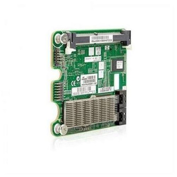 431896-001 HP Smart Array E200i Plus Serial Attached SCSI (SAS) 128MB Cache Mezzanine RAID Controller Card