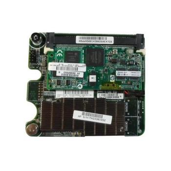 537156-001 HP Smart Array P711m PCI-Express SAS 6GBps Mezzanine RAID Storage Controller Card