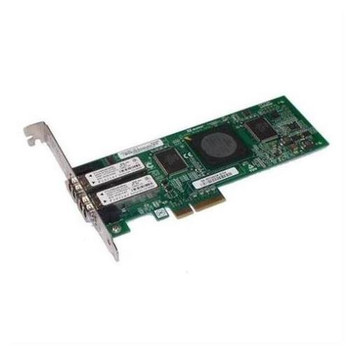 366026-001 HP StorageWorks FCA2684DC 2Gbps Dual Port PCI-X 64-Bit 133MHz Fibre Channel Controller Host Bus Adapter