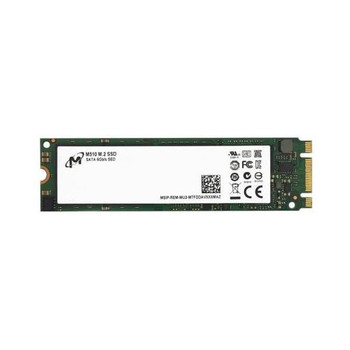 MTFDDAV256MAZ Micron M510 256GB MLC SATA 6Gbps M.2 2280 Internal Solid State Drive (SSD)
