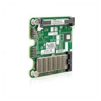 417569-001 HP Smart Array E200i Plus Serial Attached SCSI (SAS) 128MB Cache Mezzanine RAID Controller Card