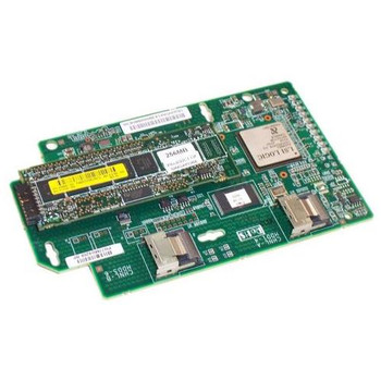 413741-B21 HP Smart Array P400i 256MB Cache SAS 3Gbps PCI Express x8 0/1/5/10 RAID Controller Card for ProLiant DL360 G5 Server