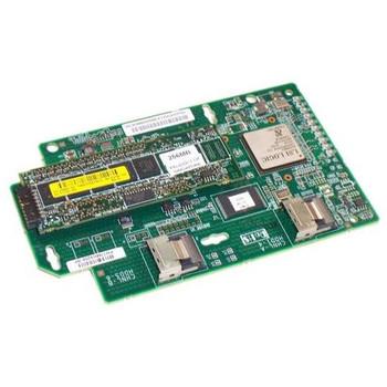 399550-B21 HP Smart Array P400i 256MB Cache SAS 3Gbps / SATA 1.5Gbps PCI Express x8 0/1/5/10 RAID Controller Card for ProLiant DL360 G5 Server