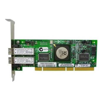 A6826A HP StorageWorks FCA2214DC 2GB Dual Port 64Bit 133Mhz PCI-X Fibre Channel Host Bus Adapter
