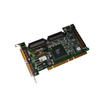ASC-39160 Adaptec Dual Channel Ultra-160 SCSI 64-bit PCI-X Controller Card