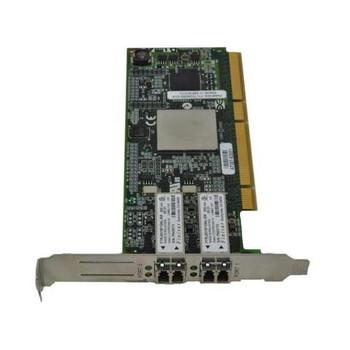 366028-001 HP Storageworks 2GB PCI-X 64Bit 133MB Dual Port Fibre Channel Host Bus Adapter
