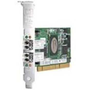 AB467A HP Storageworks Single Channel 2GB PCI-X 64Bit 133MHz Fibre Channel Host Bus Adapter