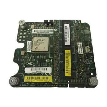 508226-B21 HP Smart Array P700M 512MB Cache SAS 3Gbps / SATA 1.5Gbps 8-Channel PCI Express x8 Mezzanine Low Profile 0/1/5/6/10 RAID Controller Card
