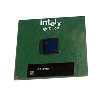 00165X Dell Celeron Mobile 1 Core 600MHz BGA495 128 KB L2 Processor