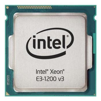 E3-1280V3 Intel Xeon Processor E3-1280 V3 4 Core 3.60GHz LGA 1150 8 MB L3 Processor