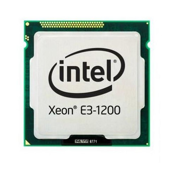 E3-1280 Intel Xeon Processor E3-1280 4 Core 3.50GHz LGA 1155 8 MB L3 Processor