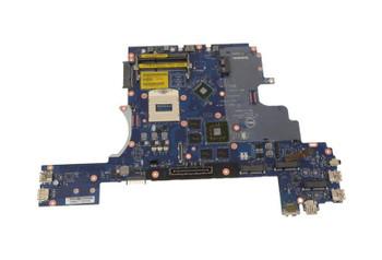 VWNW8 Dell System Board (Motherboard) Rpga947 W/o CPU Latitude E6540