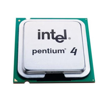360734-413 HP Pentium 4 519 1 Core 3.06GHz LGA775 1 MB L2 Processor
