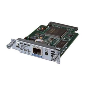 WIC-1DSU-T1 Cisco 1600/1700/2600/3600 Series T1/Fractional T1 CSU/DSU WAN Interface Card
