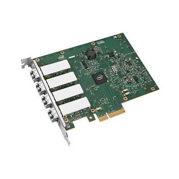 E1G44HF Intel i340-F4 Quad-Ports SFP+ 10Gbps PCI Express 2.0 Full-Height Server Network Adapter