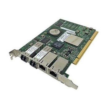 AB465-69001 HP 2-Port 2GB PCI-X Fiber-Channel and 2-Port 1000Base-T Adapter