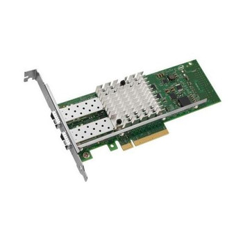 E10G42BTDA-B2 Intel X520-T2 Dual-Ports 10Gbps 10Gigabit PCI Express 2.0 x8 Converged Ethernet Copper Network Adapter