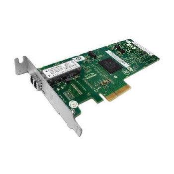 NC373F HP PCI-Express Single Port 1000Base-SX Multifunction Gigabit Ethernet Server Adapter Network Interface Card